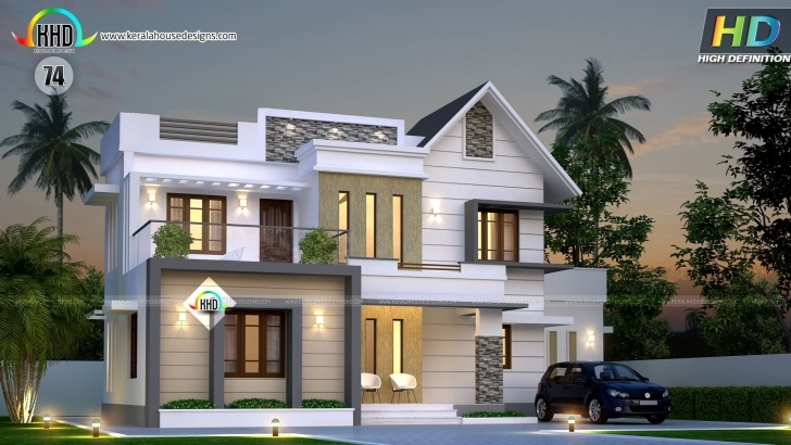 Exquisite Cute 100 House Plans Of April 2016 - Youtube Kerala Home Design November 2018 Photo