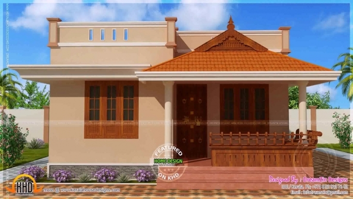Exquisite Indian Style Small House Designs - Youtube Small Indian House Designs Photo