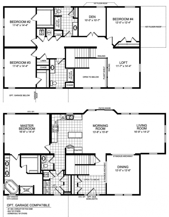 Exquisite Uncategorized : Sketch Plan For 3 Bedroom House Excellent With 5 Bedroom Flat Plan Drawing Pic