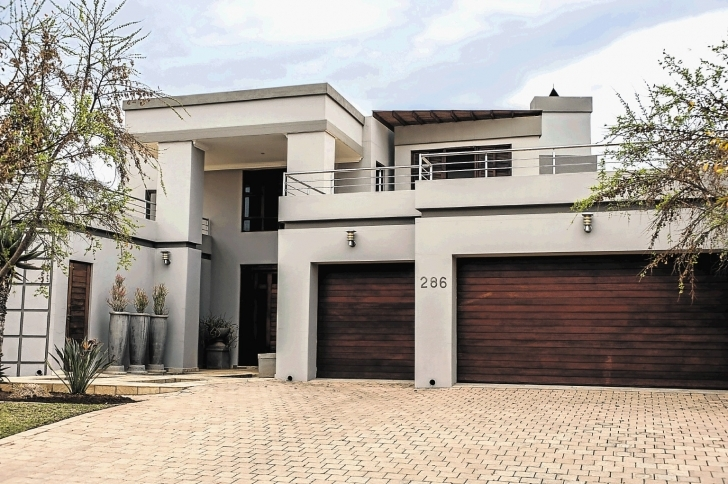 Fantastic House Plans Double Story South Africa Beautiful Home Design Well Double Story House Plan In South Africa Image