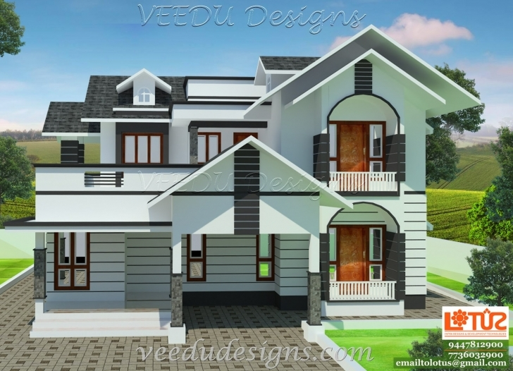 Fantastic Veedu Designs Joy Studio Design Best - Home Plans & Blueprints | #76616 Kerala Style Veedukal Picture