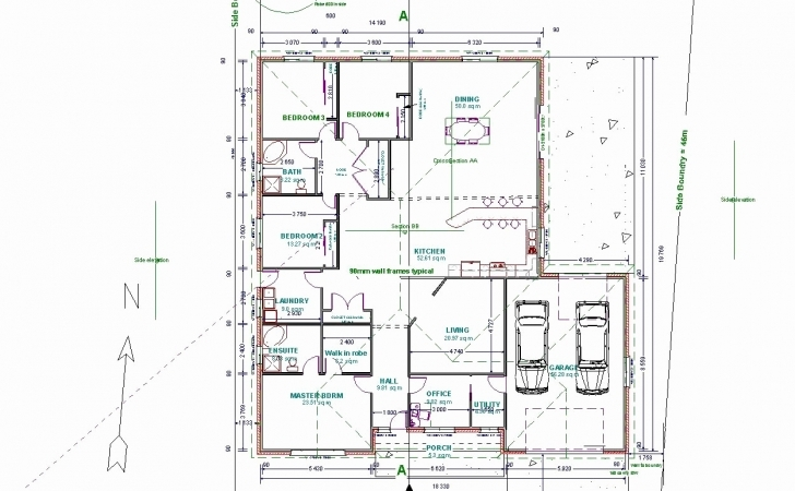 Fascinating Autocad Home Plans Drawings Free Download Elegant House Plan Autocad 2d House Drawings Free Download Picture