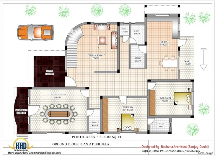 Fascinating Best House Plans Indian Style New On Classic Ground Floor Plan House Plans Indian Pic