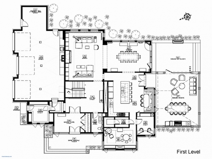 Fascinating Floor Plan App Free Plans Ultra Modern House Sample Drawing Of Custom Designed Home Plans Image