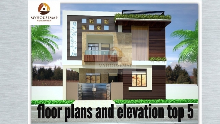 Fascinating Floor Plans | Elevation | 25*50 Ft | 30*40 Ft | 30*59 Ft | 30*60 Ft 25 By 50 House Designs Picture
