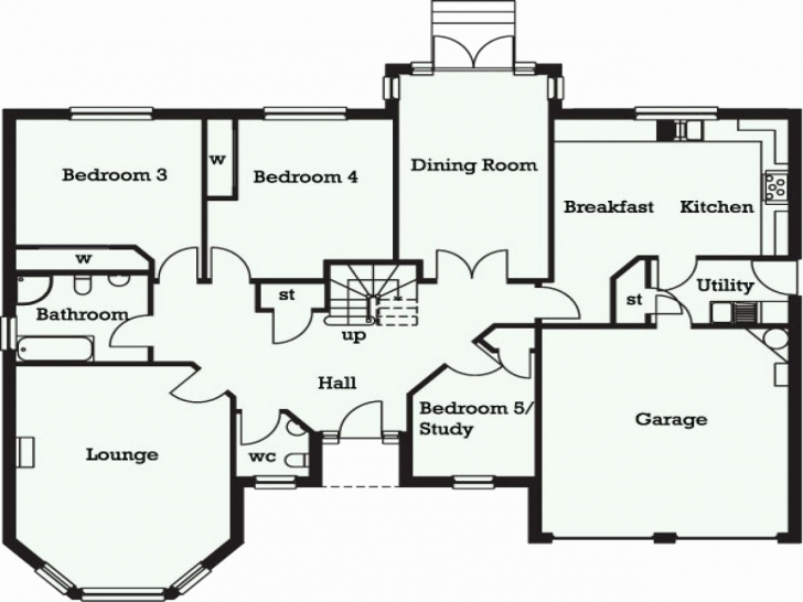 Fascinating Floor Plans For 3 Bedroom Flats Awesome Wonderful Building Plans For 3 Bedroom House Floor Plans In Nigeria Pic