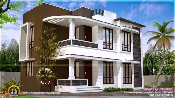Fascinating House Design 1500 Sq Ft India - Youtube House Design For 1500 Sq Ft In Indian Picture