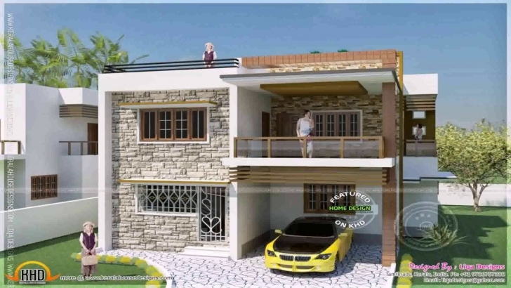 Fascinating House Design Tamilnadu Style - Youtube House Plans With Photos In India Tamil Nadu Image