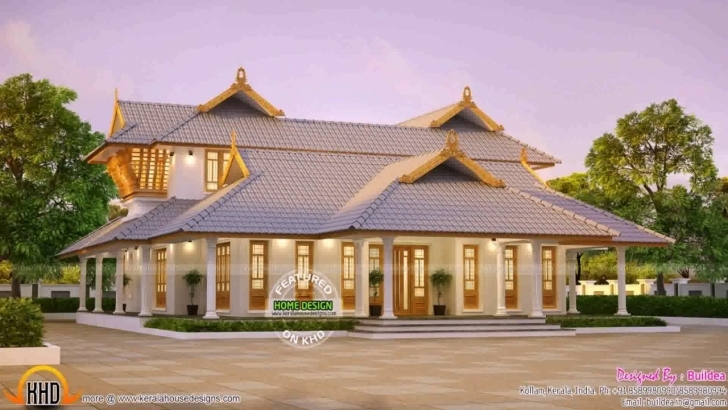 Fascinating House Pictures In Kerala Style - Homes Floor Plans Kerala Old Homes Photo Gallery Pic