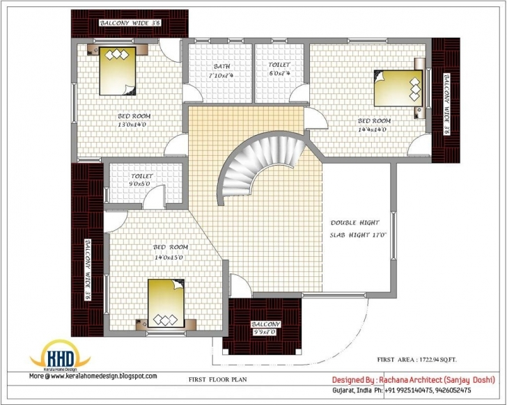 Fascinating India Home Design With House Plans 3200 Sq.ft. Indian | Cool House House Plans Indian Pic