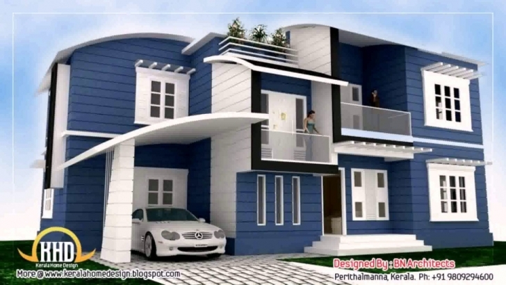Fascinating Indian Style House Front Elevation Designs - Youtube Elevation Design For House India Picture