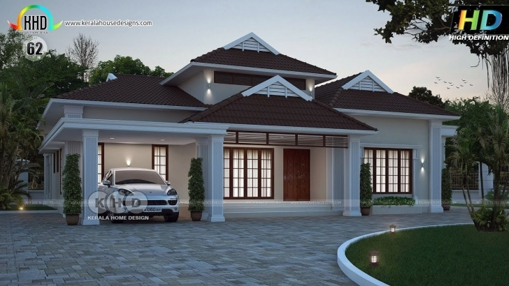 Fascinating Top 85 House Designs Of June 2017 - Youtube Kerala Latest House Designs 2017 Image
