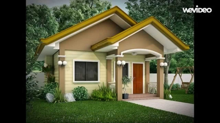 Good 15 Small Beautiful Houses - Youtube Small But Beautiful House Images Photo