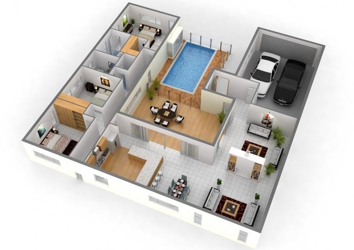 Good 3D Floor Planner Awesome 7 - Capitangeneral 3d House Planner Photo