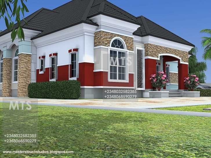 Good House Plan Staggering 5 Bedroom Bungalow Design 9 House Plans Five Five Bedroom Bungalow Design Picture