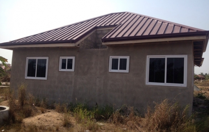 Gorgeous 2 Bedroom House For Sale Pictures Of Houses On A Half Plot Of Land In Ghana Picture