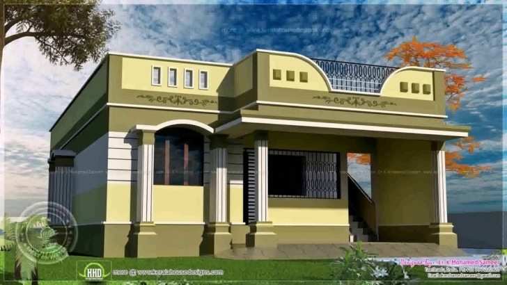 Gorgeous House Design Pictures In Tamilnadu - Youtube Tamilnadu Best House Gallery Picture