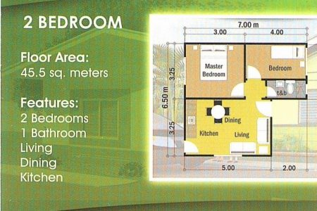 1 Bedroom House Plans Philippines