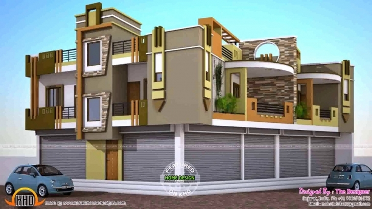 Great 60 Awesome Gallery Kerala Home Floor Plans | Home Plans Inspiration Kerala House Plans 2018 Image