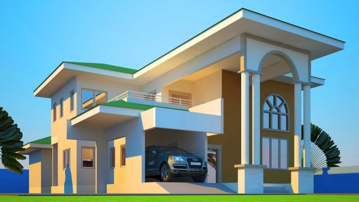 Great Home Architecture: Mabiba Bedroom House Plan In Ghana Imanada Office Simple House Designs In Ghana Pic