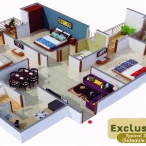 Indian House Designs For 1000 Sq Ft