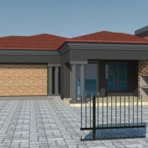 3 Bedroom Tuscan House Plans In Sa