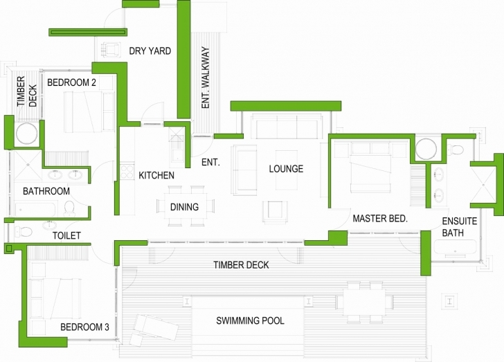 Image of 48 Best Of Images Modern House Floor Plans In South Africa - Site 4 Bedroom House Floor Plans In South Africa Image