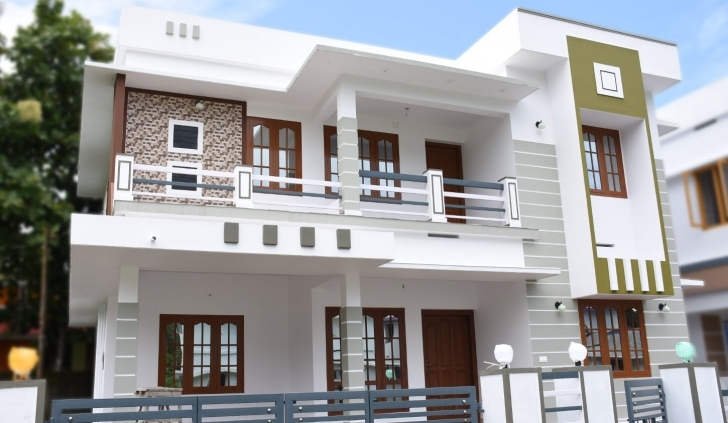 Image of Athani, 4 Cents Plot And 1550 Sq Ft, Beautiful House - Youtube House Plans 4 Cent Land Picture