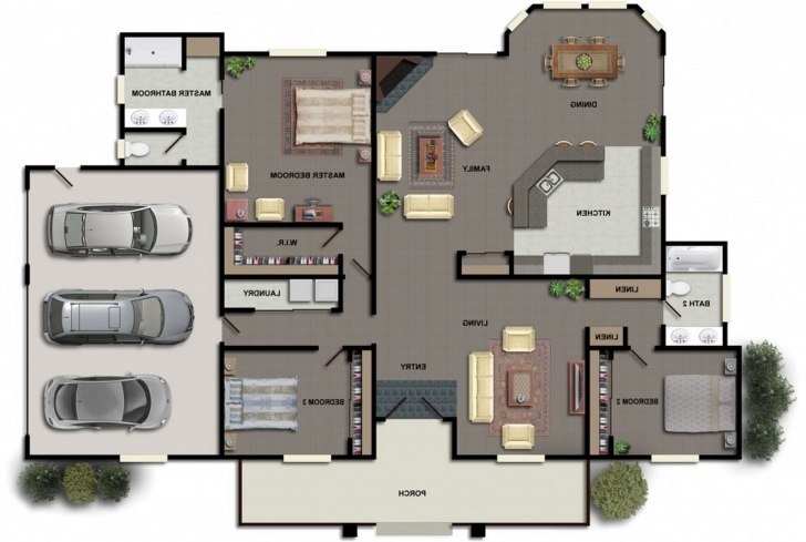 Image of Industrial Design House Plans - Homes Floor Plans House Plans With Pictures Of Interior Pic