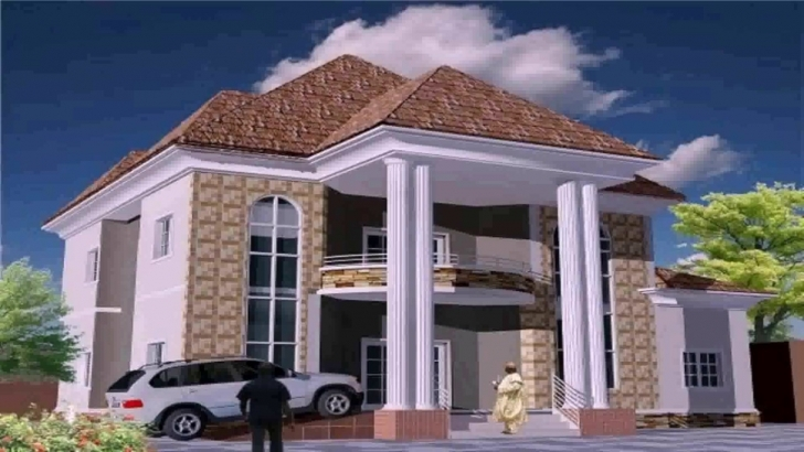 Image of Nigeria House Plan Design Styles - Youtube Nigerian House Plans With Photos Photo
