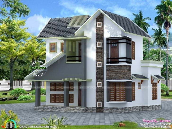 Incredible 60 Beautiful Stock Kerala Low Budget House Plans With Photos Free Kerala House Plans Low Budget Image