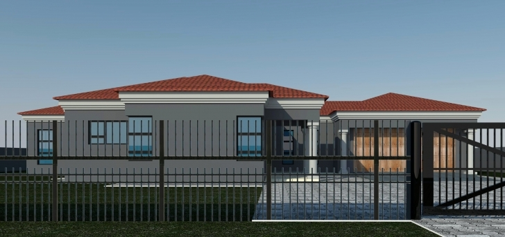 Incredible Beautiful House Plan In South Africa Beautiful 3 Bedroom Tuscan 3 Bedroom Tuscan House Plans In Sa Picture