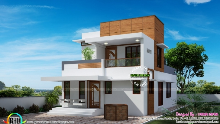 Incredible Best Home Design Sq Feet Ideas Interior For 1000 Ft Of Small Double 1000 Sq Ft Double Floor House Plans In Kerala Pic