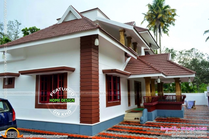 Incredible Furnished House Kerala | Kerala Home Design | Bloglovin' Kerala Style Veedukal Image