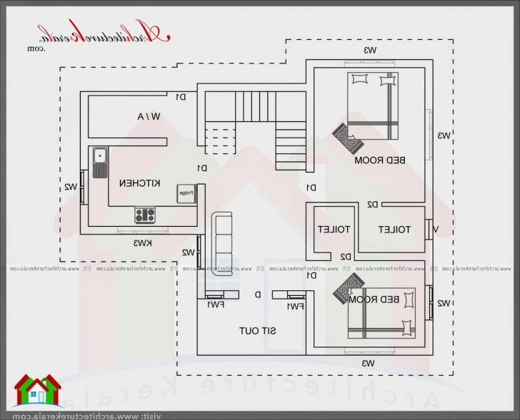 Incredible Home Design Plans For 400 Sq Ft 3D Images Bedroom House Plan In 400 Sq Ft House Plans In Kerala Photo