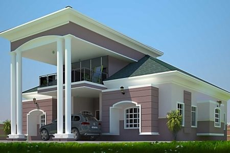 Ghana House Plans For Sale