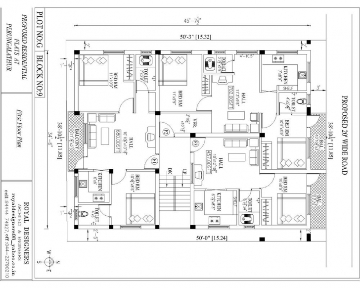 Incredible Overview : Star Homes - West Tambaram, Chennai Residential Property G 2 Residential Building Plan Image