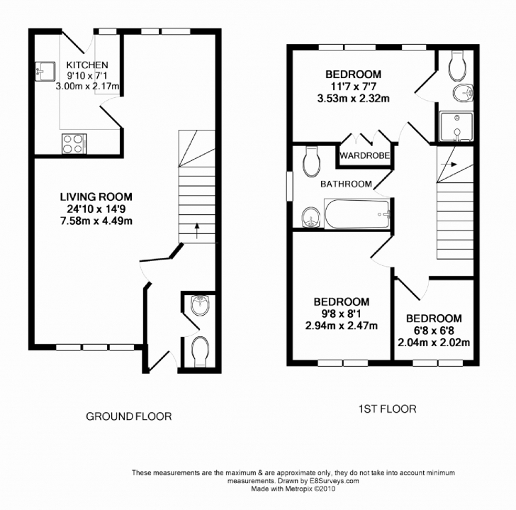 Incredible Small 3 Bedroom House Plans Uk Lovely L Shaped 3 Bedroom House Plans 3 Bedroom House Plans Uk Picture