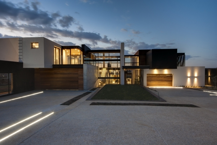 Incredible Spacious And Luxurious House Boz In South Africa By Nico Van Der Best House In South Africa Picture
