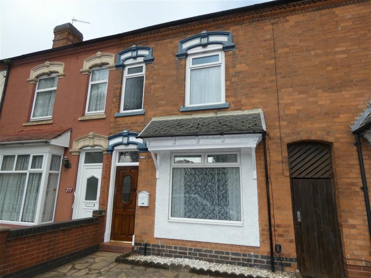 Inspirational 3 Bedroom Terraced House For Sale In Birmingham, B25 3 Bedroom House For Sale In Birmingham Photo
