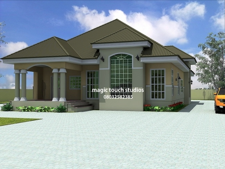 Inspirational 5 Bedroom Bungalow House Plans House Plan 5 Bedroom Bungalow House 5 Bedroom Bungalow House Plans In Kenya Photo