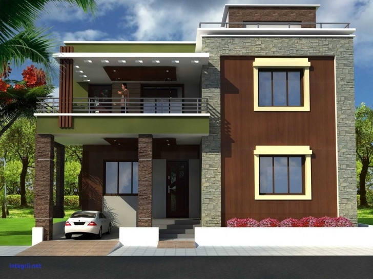 Inspirational Duplex House Front Elevation Designs View Design 2018 Also Fabulous Duplex House Front Elevation Designs In Chennai Image