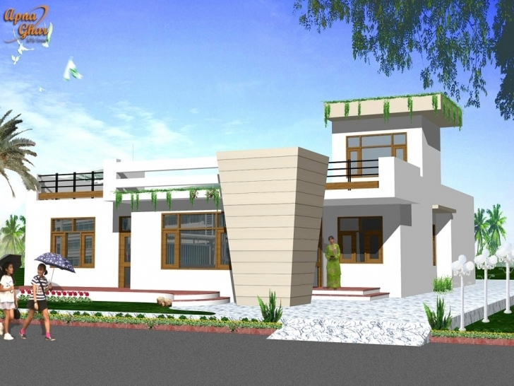 Inspirational Home Design Elevation Ground Floor Homes Zone Ideas For Of House Ground Floor House Elevation Designs Image