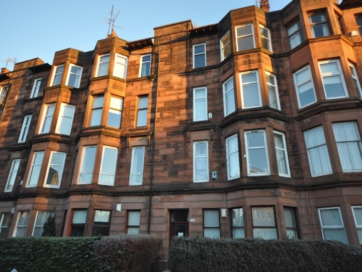Inspirational Tantallon Road, Flat 1/2, Shawlands, Glasgow, G41 3Hj 1 Bed Flat 5 Bedroom Flat Glasgow Photo