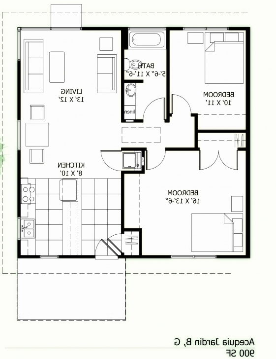 Inspiring 1000 Sq Ft House Plans 2 Bedroom Indian Style Elegant Floor Plans 900 Sq Ft House Plans 2 Bedroom Indian Style Pic