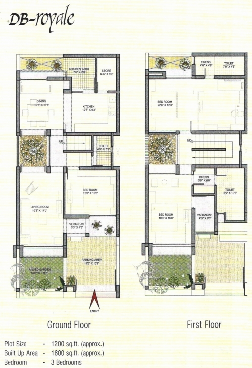 Inspiring 2 Bedroom House Plans Indian Style 1200 Sq Feet Beautiful Duplex 1200 Sq Ft Duplex House Plans Indian Photo