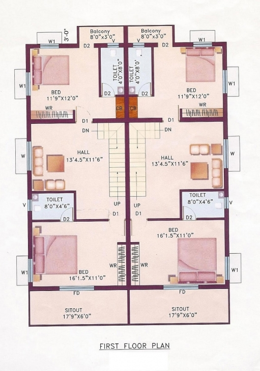 Inspiring Fresh Free Indian Home Plans And Designs Ideas - Home Design Plan 2018 Indian Home Plans And Designs Free Picture