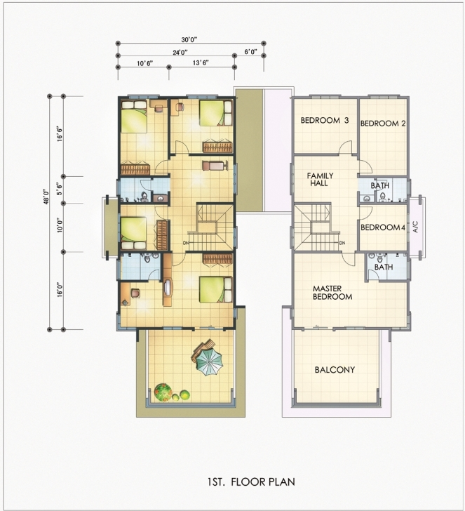 Inspiring Homely Ideas 7 Building Plans For 20X60 Plot 20 60 House Plan 3D 20 60 House Plan 3d Photo