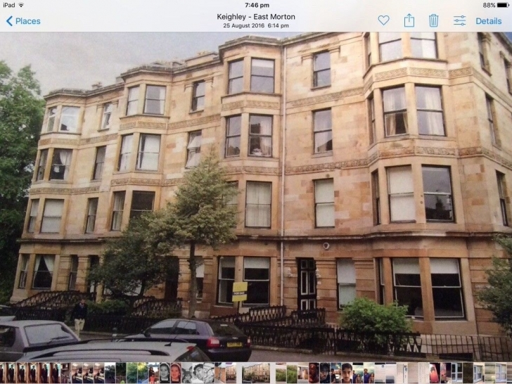 Inspiring Lovely, Large, Furnished 5 Bedroom Flat Available In West End 5 Bedroom Flat Glasgow Picture