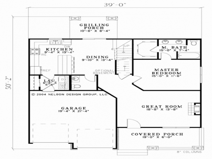Interesting 1100 Square Foot House Plans   Theworkbench 1100 Sq Ft House Plans 2 Bedroom Picture